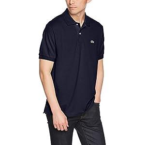 (ラコステ) LACOSTE ラコステL.12.12ポロシャツ(無地・半袖) L1212AL 166 ネイビー 004