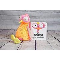 Ollie The Oddball Oddbird ソフトトイ & 乳児用ノベルセット