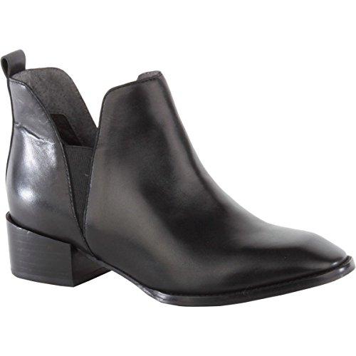 セイシェルズ シューズ ブーツ&レインブーツ Offstage Boot - Women's Black Leat 3c9 [並行輸入品]