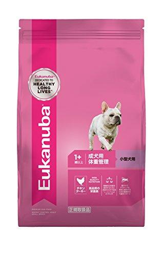 ユーカヌバ 1歳-6歳 体重管理用 小型犬種(超小粒) 6kg