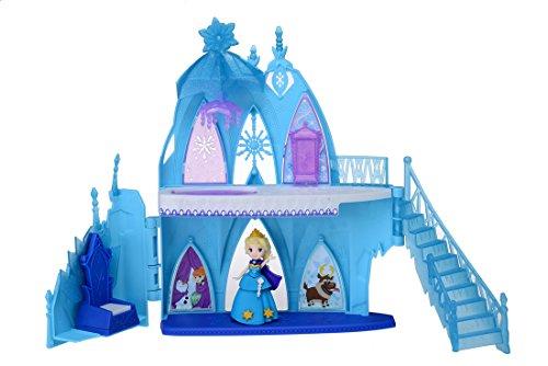 ディズニー プリンセス アナと雪の女王 リトルキングダム エルサのアイスキャッスル...