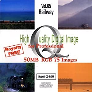 High Quality Digital Image for Professional Vol.65 Railway