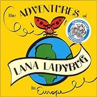 Adventures of Ladybug in Europe