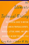 Elements of Technical Writing (Elements of Series) 画像