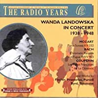 Landowska Concert 1938