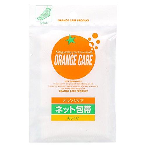 オレンジケア ネット包帯 あしくび用 1枚入