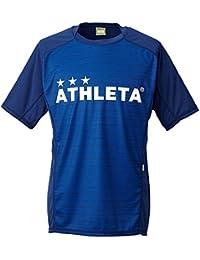 ATHLETA(アスレタ) メンズ サッカー フットサル ウェア 半袖Tシャツ 定番プラクティスシャツ 02266