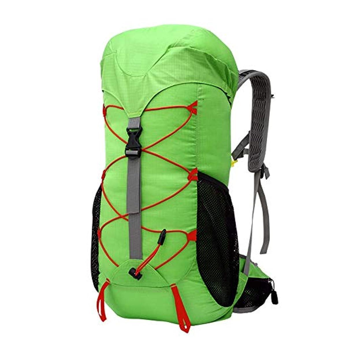 モチーフ冬バンジージャンプ自転車シートパックバッグ、マウンテンバイク乗馬バックパックキャンプ用品 自転車サドルバッグ大容量 (色 : 緑)
