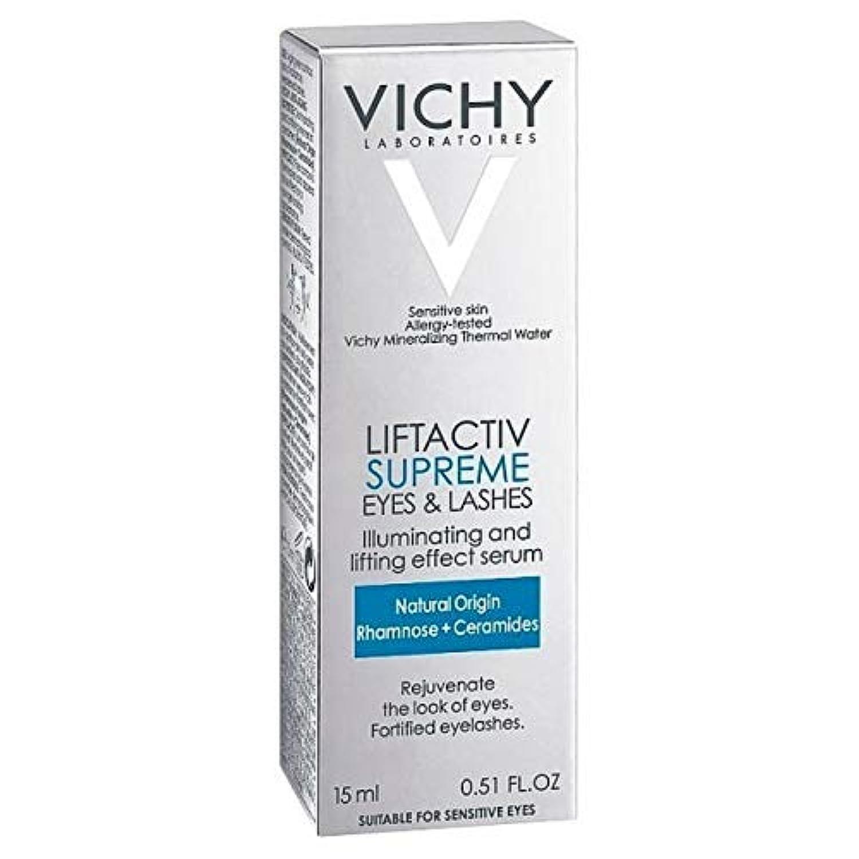 謝罪する苦痛アラスカ[Vichy ] アンチエイジング血清10目&まつげ15ミリリットルLiftactivヴィシー - Vichy LiftActiv Anti-Ageing Serum 10 Eyes & Lashes 15ml [並行輸入品]