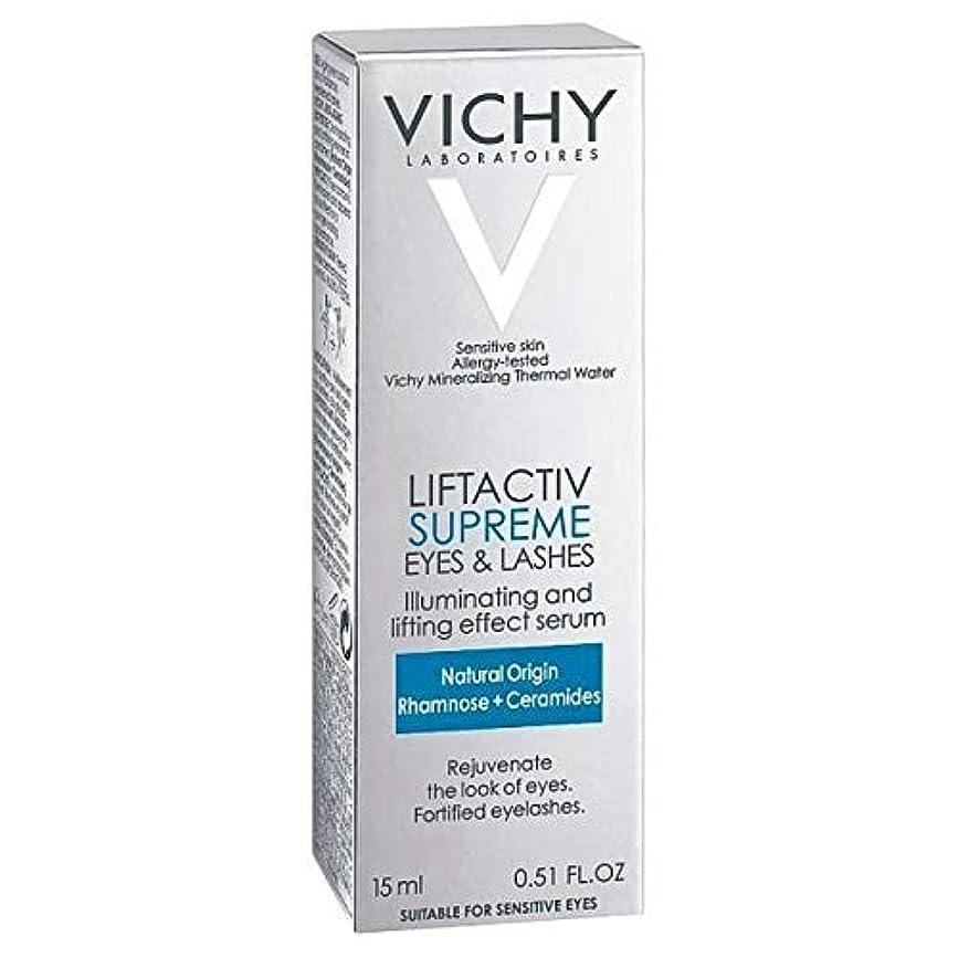 保証金イブニング惑星[Vichy ] アンチエイジング血清10目&まつげ15ミリリットルLiftactivヴィシー - Vichy LiftActiv Anti-Ageing Serum 10 Eyes & Lashes 15ml [並行輸入品]