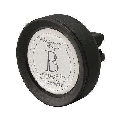 カーメイト 車用 芳香剤 パフュームデイズ エアコン取付 フレグランスBDの香り H1084