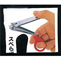(まとめ)シクロケア 爪切り 爪切りラッキリ 955【×10セット】 ds-1546287