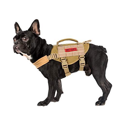 OneTigris 超可愛い 犬用ハーネス 小型犬 4.5KG以上