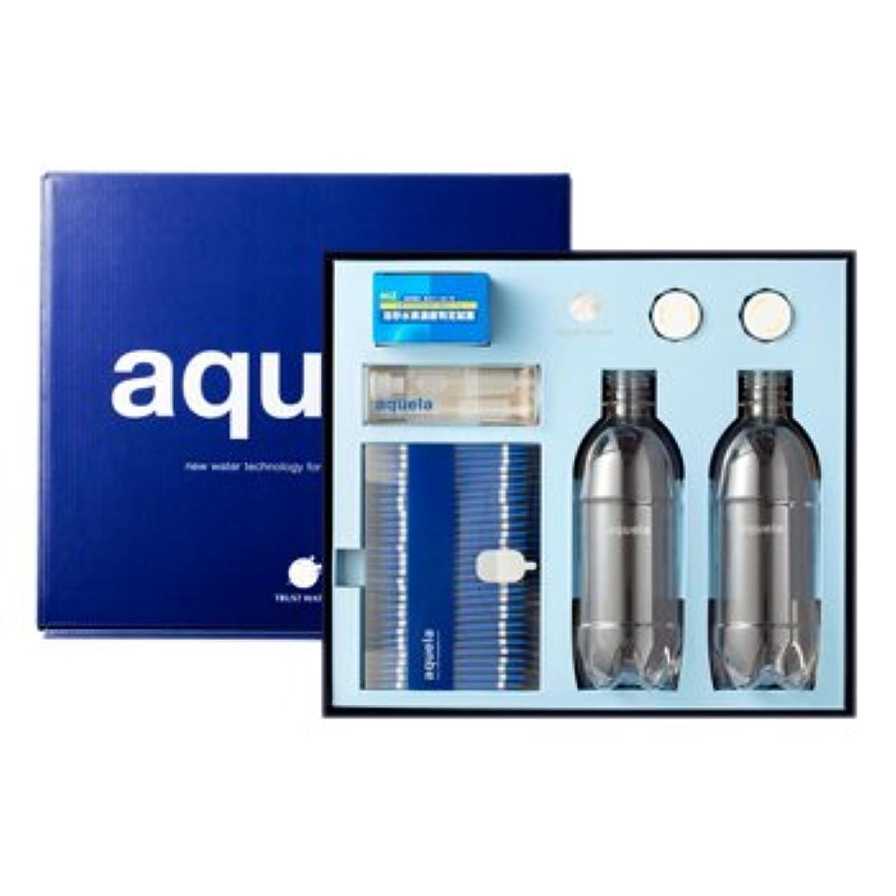 プログレッシブ町保証超高濃度水素水アキュエラ水素水7.0スターターSET