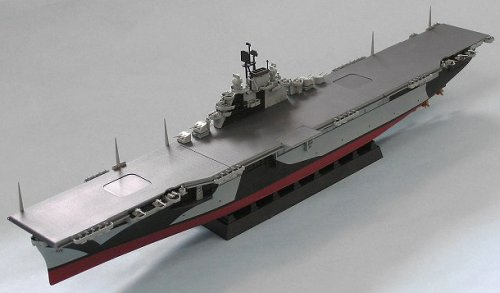 ピットロード 1/700 米国海軍 空母 CV-9 エセックス W90