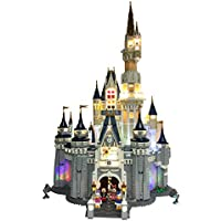 Disney Castle Lighting Kit for YOUR set 71040 by Brick Loot - LEGO SET NOT INCLUDED