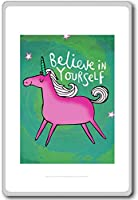 Believe In Yourself - Motivational Quotes Fridge Magnet - ?????????