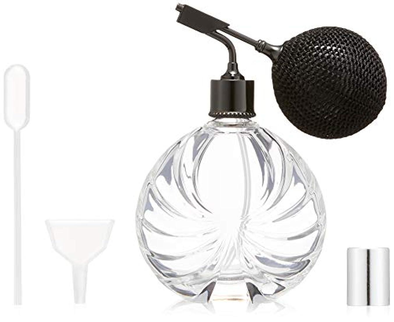 のり増強ロバヒロセアトマイザー フランス製香水瓶50ML Upper East Side 369872 (50MLタクジョウ) CLBK