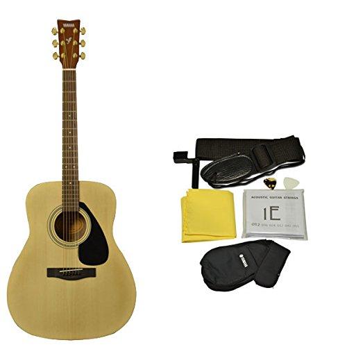 RoomClip商品情報 - YAMAHA F315D NT ナチュラル アコースティックギター アコギ 入門 初心者 F-315D 【入門シンプルセット】
