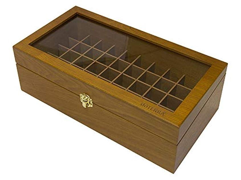影響力のあるシエスタ冷蔵するドテラ doTERRA ウッドボックス50