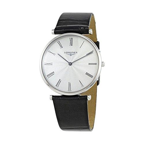 [ロンジン] Longines 腕時計 La Grande Classique Silver Dial Mens Watch クォーツ L4.755.4.71.2 【並行輸入品】