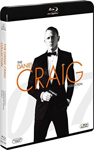 007/ダニエル・クレイグ ブルーレイコレクション(3枚組) [Blu-ray]の詳細を見る