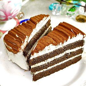 業務用 チョコレートケーキ ヘーゼルナッツ&モカ【12個】
