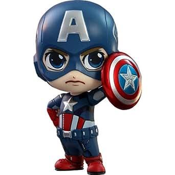 【コスベイビー】『アベンジャーズ/エンドゲーム』[サイズS]キャプテン・アメリカ(映画『アベンジャーズ』版)