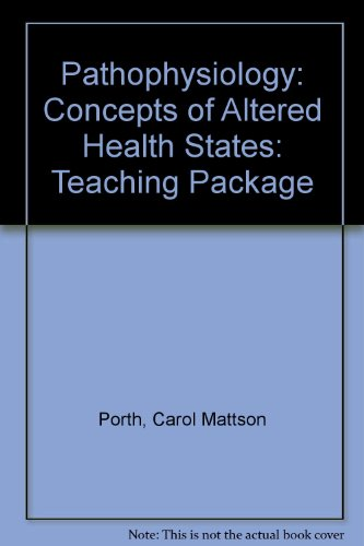 Download Pathophysiology: Concepts of Altered Health States: Teaching Package 0397551266