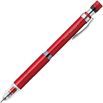 ゼブラ シャープペン デルガード タイプLx 0.3 レッド P-MAS86-R
