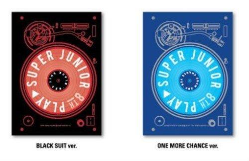 Super Junior 8集 - PLAY(ランダムバージョン)