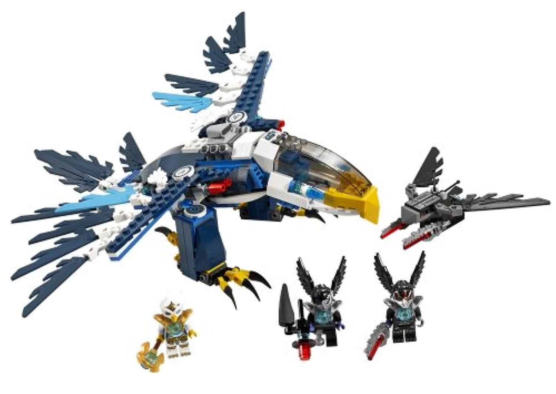 レゴ (LEGO) チーマ エリスのイーグル?インターセプター 70003