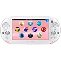 PlayStation (R) Vita Wi-Fiモデル ライトピンク/ホワイト【メーカー生産終了】