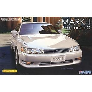 フジミ模型 1/24 インチアップシリーズ No.118 トヨタ マークII 3.0 グランデG プラモデル ID118