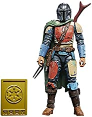 Star Wars The Black Series Credit Collection The Mandalorian Toy 6-Inch-Scale Collectible Action Figure, Toys