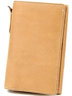 [コルボ] CORBO. 二つ折り財布 8LO-9939 ブラウン