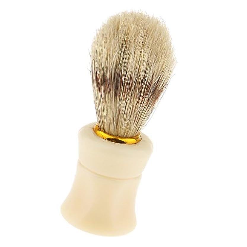 グレートバリアリーフパラメータ死にかけているdailymall 男性ひげ剃りひげ顔洗顔良いグルーミングブラシ、サロン理髪理髪ツール、父の贈り物