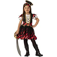 Rubie's Opus Collection Pirate Girl Costume, Medium
