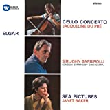Elgar: Cello Cto/Sea Pictures/Overture