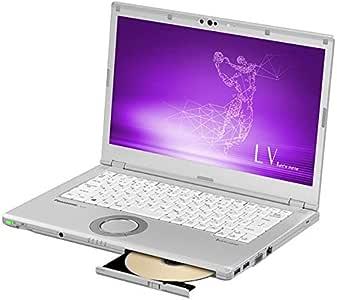 パナソニック 14.0型 ノートパソコン Let''s note LVシリーズ シルバーLet''s note 2019年 夏モデル(Core i5/メモリ 8GB/SSD 256GB/Office H&B 2019) CF-LV8KDGQR