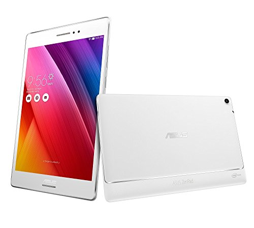 ASUS ZenPadシリーズ TABLET / ホワイト ( Android 5.0 / 7.9inch touch / インテルR Atom Z3580 / 4G / 32G ) Z580CA-WH32