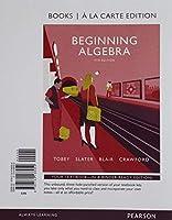 Beginning Algebra Books a la Carte Edition PLUS MyLab Math (9th Edition)【洋書】 [並行輸入品]
