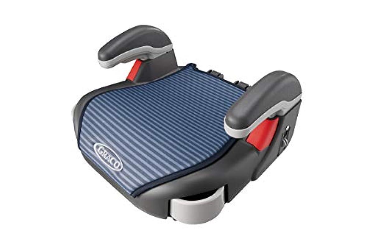 作り上げるスマッシュ先行するグレコ シートベルト固定 ロングユース コンパクトジュニア Compact Junior インディゴシャドウ(NV) ネイビー 3歳~ (1年保証) 2094597