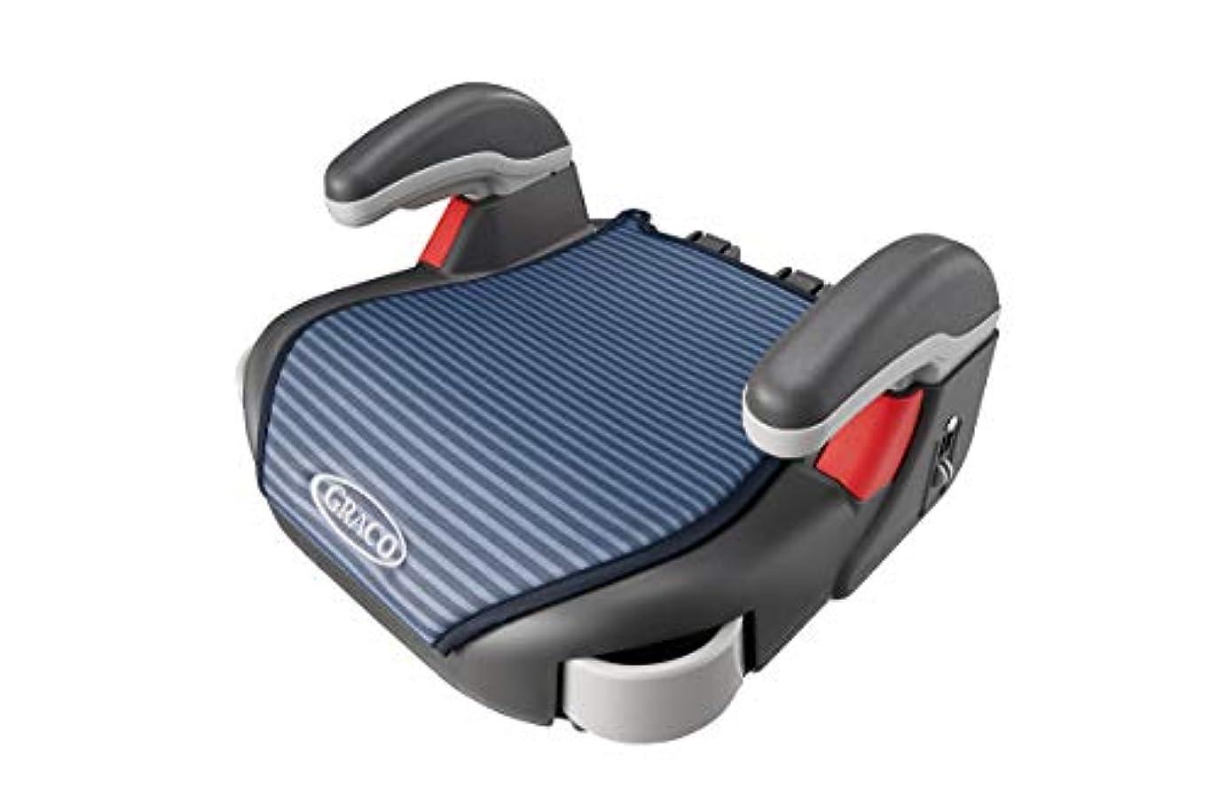 構造的先生ショートカットグレコ シートベルト固定 ロングユース コンパクトジュニア Compact Junior インディゴシャドウ(NV) ネイビー 3歳~ (1年保証) 2094597