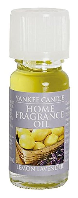 容器維持講師ヤンキーキャンドル ホームフレグランスオイル YANKEECANDLE  レモンラベンダー 10ml アメリカ製