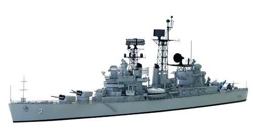 1/700 ガルベストン級CLG-3ガルベストン1968 PN07059