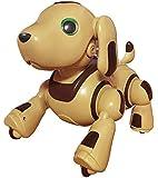 [TKSK] ロボパピー フレンドリー!モカ 犬型ロボット じゃれたり散歩したりプログラム機能付き