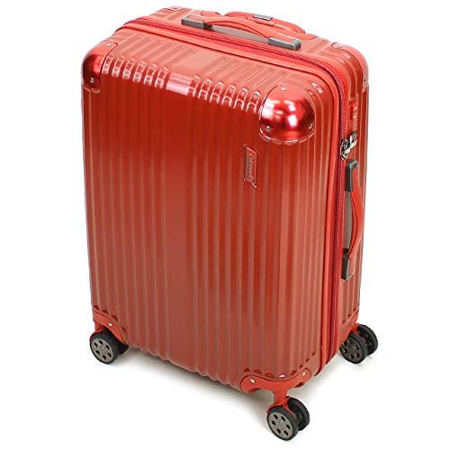 [Coleman(コールマン)] スーツケース 63+10L 56cm 3.9kg 14-60 (ヘアラインレッド)
