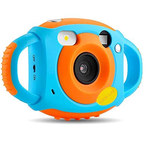 子供カメラ 携帯 キッズカメラ USB充電トイカメラ 子供用 自撮り可 写真&録画&連続撮影 ハンドル設計 子供用デジタルカメラ 高性能 可愛い 誕生日 知育 教育 男女兼用
