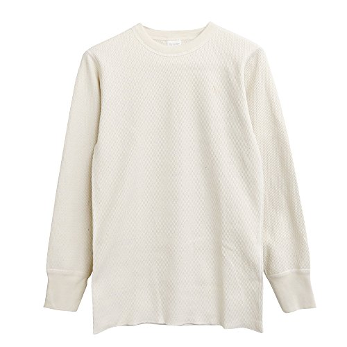 (ヘミングウェイ アパレル) HEMINGWAY APPAREL『ECW THERMAL SHIRTS』 (Natural, M)